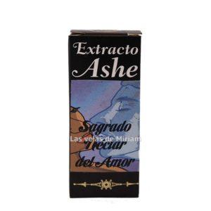 Extracto Ashé sagrado néctar del amor