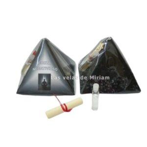 Pirámide corta negatividad