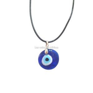 Colgante ojo turco azul