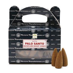 Incienso reflujo Satya - Palo Santo